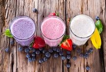 Summer | Smoothies Recipes / Add a bit of sunshine to your day with our fresh & fruity smoothie recipes.