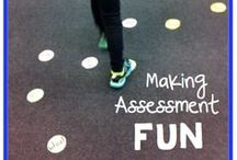Assessments and Data / All assessments - informal and formal assessments to check on student progress