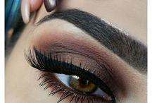 Make up / Tutorias e idéias para maquiagens.