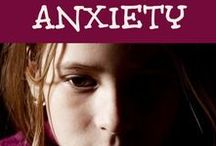 Mental Health: Anxiety Disorders / Anxiety Disorders - Generalized Anxiety Disorder, PTSD, Social Anxiety, Phobias. Helping children & young adults manage anxiety.