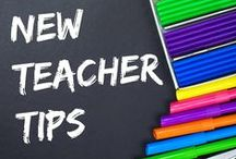 New Teachers / Materials and resources to help new teachers as they start their journeys. Whether this is your first year as a teacher or you have recently switched teaching positions, this is the place for you.