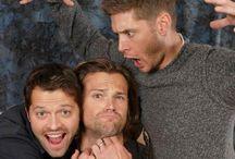 Supernatural /   Get the SALT!!!!!!