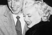 Marilyn and Joe DiMaggio. The First and Last Love of Marilyn. / Marilyn and Joe DiMaggio. The First and Last Love of Marilyn.