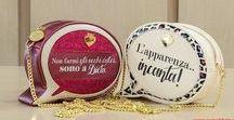 Le Pandorine / La borsa che parla di te!... Online su CarpelShop.com ---> http://www.carpelshop.com/borse-donna-le-pandorine_20