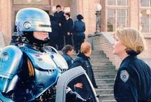 RoboCop my hero / RoboCop interesting pictures, Lewis pictures too