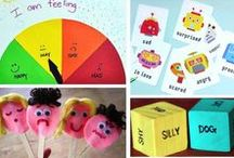 Social Emotional Learning / Teaching kids about emotions, developing strong social skills, and managing everyday conflicts.