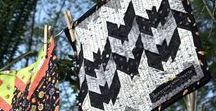 Mini Quilts / Small quilts for your wall