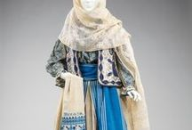 Historical Fashion: Southern Europe / An assortment of historical or culturally inspired fashion.