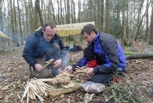 Bushcraft Courses / A selection of Frontier Bushcraft's training courses. For more information, click on the links in the resepective pins.  Or, see the courses page on our website: http://frontierbushcraft.com/courses/