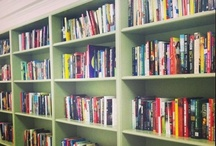 Bookcases / From the crazy, the the OMGINEEDTHAT - bookcases to fill your house, or at least your dreams with!