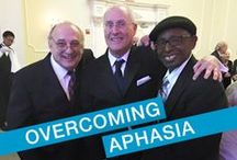 Aphasia Awareness / Be an advocate for aphasia and help spread the word every month!