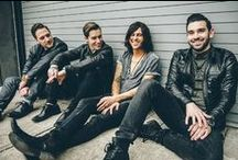 Sleeping With Sirens / -nothing is mine unless I say so- / by w h a t s e r n a m e ×