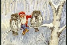 Dwarfs / gnomes