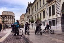 Athens All-Sights Tour / solebike 4,5 hours morning tour