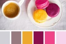 Lovely colour combos