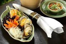 Thai Restaurant White Elephant / Authentic Thai - Since 1991, the White Elephant restaurant has stood for authentic Thai cuisine. The entire team originates from the land of smiles providing a distinctive Thai ambience. Spoil yourself and be captivated by the exotic world of Thai culinary pleasure.