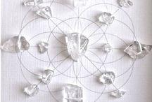 crystals • rocks ♡