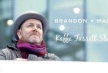 Brandon Mably / un grande maestro della maglia per Il Mondo Creativo