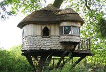 treehouses ♡