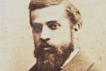 """☤Antoni Gaudì︵‿✎""""ART"""" / Antoni Gaudí y Cornet (Reus, 25 giugno 1852 – Barcellona, 10 giugno 1926) spagnolo.Architetto impressionista, avanguardista e surrealista e alchimista. La creazione dell'assoluta bellezza............  NO PIN LIMITS-REPIN AT WILL!!!"""