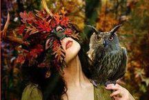 ⚝☽◯☾⚝MABON ☙ѽѼѽ❧ / L'autunno ha più oro in tasca rispetto a tutte le altre stagioni. (J.Bishop)__Il tempo in cui tutto esplode con la sua ultima bellezza, come se la natura si fosse risparmiata tutto l'anno per il gran finale. .... (L.DeStefano)da M.Gattari  ...NO PIN LIMITS-REPIN AT WILL!!!