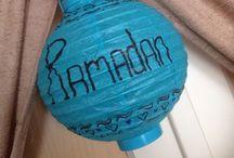 Ramadan ideeën / Leuke ideetjes om met de klas te doen.