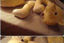 Tutorials - stuffed animals