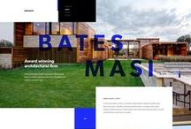 Architect Website Design / Website's for architecture.