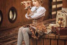 Steampunk Dance