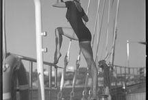 E_ALB.007 Female - Figure - B&W / Monocromatic