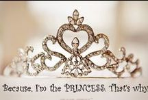 i'm the princess, that's why / Also see my page on facebook..