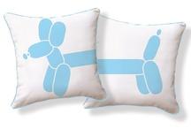 pillows & blankets _ Kissen & Decken / by CB