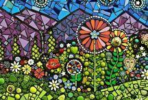 Mosaic/My Work
