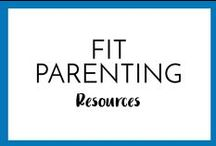 Fit Parenting / Follow this board for fitness and nutrition advice, motivational and inspiring quotes, and exercise videos!