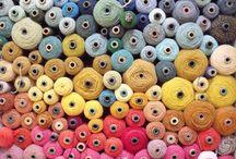 knitting / by Sue harper
