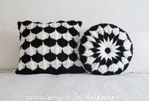 Home Sweet Home / crochet DIY knit patterns ideas