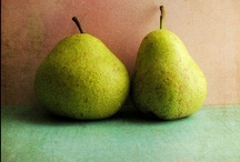 pears, perfect, juicy
