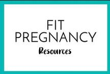 Fit Pregnancy / Follow this board for fit pregnancy exercise videos and nutrition tips! Visit fitpregnancyandpareting.com for more tips and fit pregnancy information :)