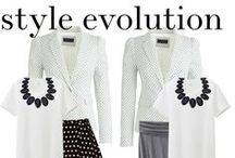 // find your style // / How to find a style you'll love to wear, day in and day out, plus other advice on building your wardrobe and getting dressed. http://www.franticbutfabulous.com/finding-your-style/ / by Heidi // Frantic But Fabulous