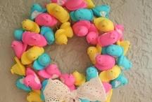 Easter - Spring / A melange of ideas for springtime and easter.