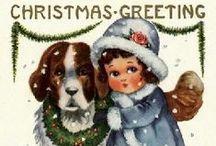 Vintage Christmas  / by Deborah Nieters