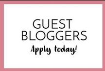 Featured Guest Bloggers / Here are a few of the awesome fit mom featured bloggers from www.fitpregnancyandparenting.com! Apply if you are interested in being featured too!