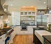 Kitchen Update Inspiration / Ideas and inspiration for updates to the kitchen