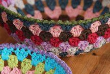 Knit & Crochet / All my knit & crochet dreams on one board. :) / by Marie Raymond