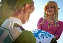 Cosplay / All the cosplays I find that are amazing, as well as lots of little tutorials. A lot of Zelda cosplays. / by Marie Raymond