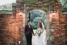 Outdoor Weddings / Outdoor Weddings at Meadow Brook Hall.