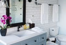 Master Bath Update / Ideas and inspiration for updates to the master bathroom