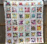 Maybe I'll Learn How To Quilt / Quilt patterns for projects I'd love to learn to make