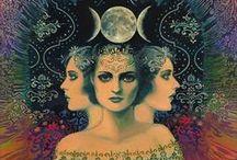 Heavenly Beings / Deities, Angels, etc. / by Bridget Doyle