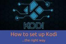 KODI / Media player , addons & builds & tv box